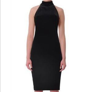 1 Left! Ralph Lauren Mock Neck Sheath Dress